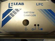 LEAB  LPC 2430   → LADEGERÄT →  230 V - 50 Hz - 1000 W  →  24 V - 30 A