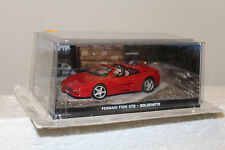 James Bond 007 Ferrari F355 GTS Goldeneye Diorama