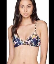 NWT Women Trina Turk Triangle Bikini Top Fiji Floral Various Sizes