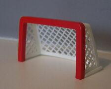 PLAYMOBIL (N3102) SPORT HIVER - But de Hockey (Glace-Gazon) pour Petits & Grands