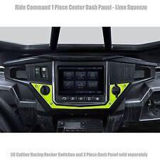 Polaris RZR XP1000 Ride Command Edition 1 Piece Dash Panel Lime Squeeze UTV
