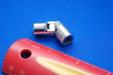 "NEW Snap-On 1/4"" Drive SAE #10,5/16"" HEX, Universal Shallow Spline Socket TESU10"