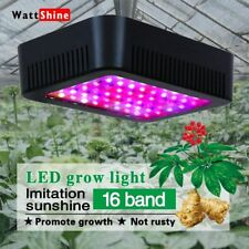300W LED Grow Light Full Spectrum Lamps For Indoor Medical Plants Double Chips