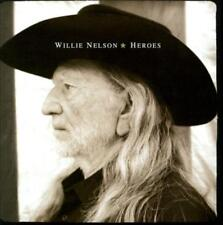 WILLIE NELSON - HEROES NEW CD
