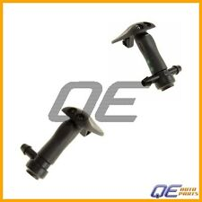 Set of Front Left and Right Windshield Washer Nozzle Genuine For: Saab 9-3 03-09