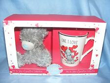 Me To You Tatty Teddy Valentines Day Bear And Mug Set G01G0368 Love Gift Present