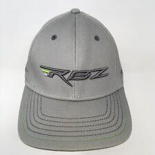 TaylorMade Golf RBZ Rocketballz Baseball Cap Hat Gray Fitted Size S/M