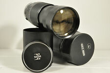 Sigma - XQ 4 x 300 mm / Tele Objektiv Lens mit Canon FD / T2 Anschluss