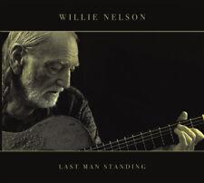 Last Man Standing - Willie Nelson (2018, CD NEUF)