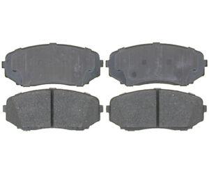 Disc Brake Pad Set-Service Grade; Ceramic Front Raybestos SGD1258C