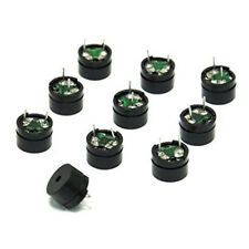 5Pcs Piezo Sounders Passive Buzzer Component for Arduino MINI Alarm Speaker 16Ω
