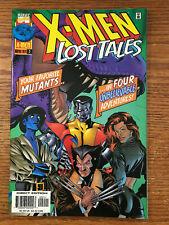 X-men Lost Tales #2 Marvel Comics 1997 NM