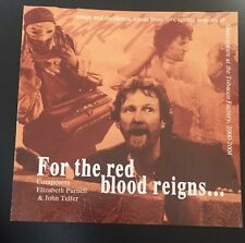 For The Red Blood Reigns CD Shakespeare At The Tobacco Factory Bristol