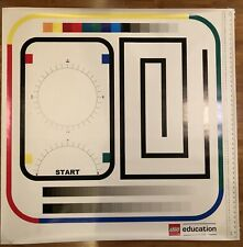 LEGO LOT 2 MATS EV3 Mindstorms Robot Programming Education First LEGO League FLL