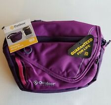 Outdoor Products Marilyn Waist Pack Convertible Shoulder Bag Fanny Purple NEW