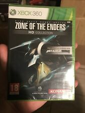 Zone Of The Enders HD Collection Xbox 360 Neuf Sous Cello