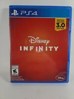 Disney Infinity 3.0 edition PS4 Sony PlayStation 4 Standalone Game Complete