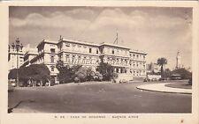 ARGENTINA - Buenos Aires - Casa de Gobierno - Photopostcard 1948