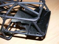 Tapis couverture pour axial wraith de carbon CNC fabriqué