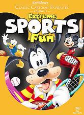 Classic Cartoon Favorites, Vol. 5 - Extreme Sports Fun GOOFY MICKEY (BRAND NEW!)