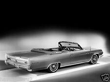1963 Buick Electra 225 Convertible press photo 8 x 10 Photograph