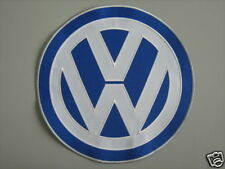 Toppa Volkswagen bluette Patch ricamato Diam. cm 20