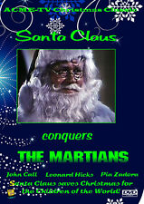 Santa Claus Conquers The Martians - Starring John Call Leonard Hicks Pia Zadora