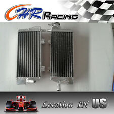 aluminum radiator for KTM SX 150 250 SX125 SX250 2008 2009 2010 2011 08 09 10