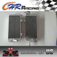 KTM 125/200/250/300 SX/EXC/MXC 2008 2009 2010 2011 2012 2013 aluminum radiator