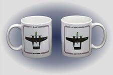 P-61 Black Widow Coffee Mug - Dishwasher and Microwave Safe