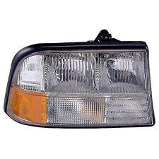 DEPO 3321165RAS Right/Pass SideHeadlight Assembly 98-00 Bravada/Sonoma/Jimmy