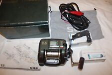 SHIMANO DENDOU-Maru TM 3000 H-elektrorolle-ungefischt-Made in Japan-nr 640