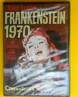 horror dvd frankenstein 1970 special edition boris karloff tom duggan jana lund