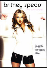 Britney Spears - Live And More! - DVD