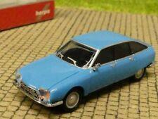 1/87 Herpa Citroën GS hellblau 420433