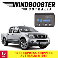 Windbooster 7-Mode Throttle Controller for Nissan D40 Navara 2006-2015
