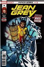 JEAN GREY (2017) #8 - Psych Wars - New Bagged