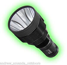 Nitecore TM36 Lite Flashlight 1800 Lumens SBT-70 -Uses 4x 18650 or 8x CR123A