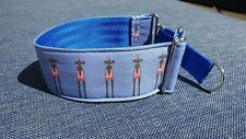 Wheres our wally Design 40mm reduced martingale collar