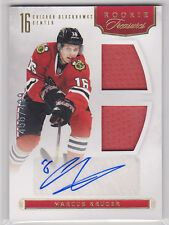2011-12 Panini Rookie Anthology #128 Marcus Kruger Jersey Autograph RC 456/499