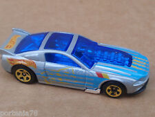 2014 Hot Wheels 13 FORD MUSTANG GT 161/250 Track Aces LOOSE Grey