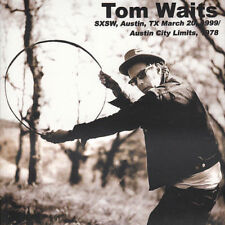 TOM WAITS SXSW, Austin, TX March 20, 1999/ Austin City Limits 1978 2 CD+DVD set