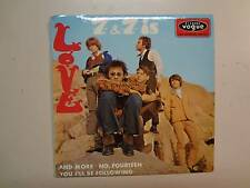 """LOVE: (w/Arthur Lee)7 And 7 Is +3-France 7"""" 1966 Disques Vogue INT. 18095 EP PCV"""