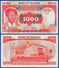 UGANDA  1000 Shillings (1983)  UNC  P. 23