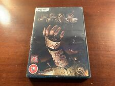Pc dvd dead space  new sealed uk version