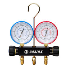 "Javac - Manifold Only R410A/R32, 2-valve, 5/16"" SAE"