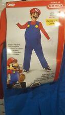 Disguise Super Mario Brothers Classic Boys Costume Medium 7-8 Halloween Dress-up