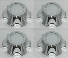 4 CAP DEAL TOYOTA 4 RUNNER TACOMA CHROME WHEEL RIM CENTER CAP 99-02112 NO LOGO
