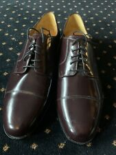 Cole Hann Burgundy Dress Oxford Shoes Mens 11.5
