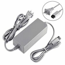 New Replacement AC Power Supply Charging Adapter for Nintendo Wii U Gamepad USA